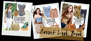 Click to view corset look book
